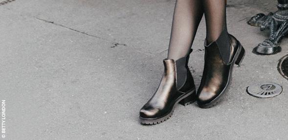 Lange støvler eller støvletter?